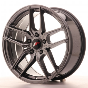 "Felga Japan Racing JR25 20"" 10J ET40 5x114,3 Blank Hyper Black"