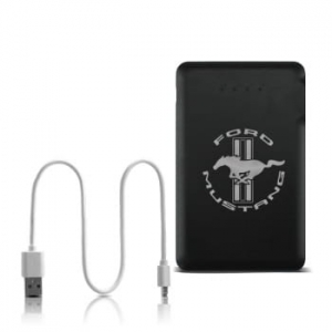 Power Bank typu slim Ford Mustang - 2.500 mAh ( Oryginał Ford )
