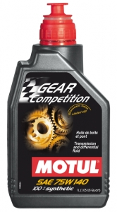 Motul GEAR COMPETITION 75W140- 1L