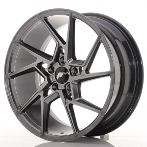 "Felga Japan Racing JR33 19"" 9,5J ET40 5x114,3 Hyper Black"