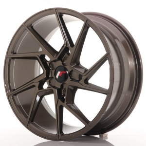 "Felga Japan Racing JR33 19"" 9,5J ET40 5x114,3 Bronze"