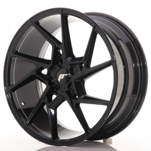 "Felga Japan Racing JR33 20"" 10J ET40 5x114,3 Glossy Black"