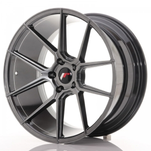 "Felga Japan Racing JR30 20"" 10J ET40 5x114,3 Hyper Black"
