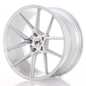 "Felga Japan Racing JR30 20"" 10J ET40 5x114,3 Silver Machined"