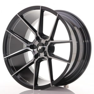 "Felga Japan Racing JR30 20"" 10J ET40 5x114,3 Brushed Black"