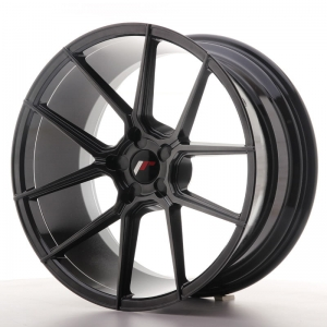 "Felga Japan Racing JR30 20"" 10J ET40 5x114,3 Glossy Black"