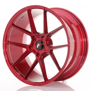 "Felga Japan Racing JR30 20"" 10J ET40 5x114,3 Platinum Red"