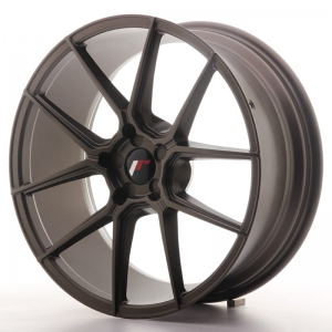 "Felga Japan Racing JR30 20"" 10J ET40 5x114,3 Matt Bronze"