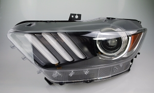 Reflektor lewy Led Xenon Ford Mustang 2015-> USA